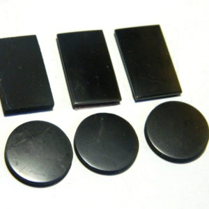 Shungite mobile phone protection